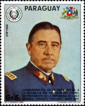 Pinochet-estampilla